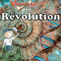 Kandid participe a l'abum Rêvolution
